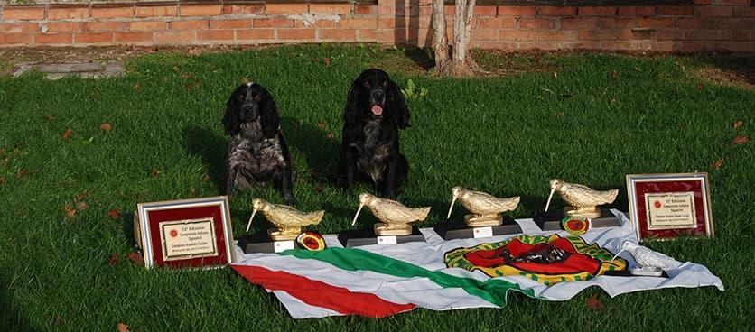 Bull e Bruna Del Bona Campioni Italiani ANL