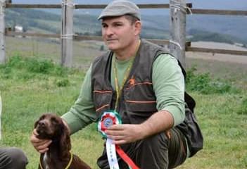 Sabry Del Bona Campione Italiano Lavoro M